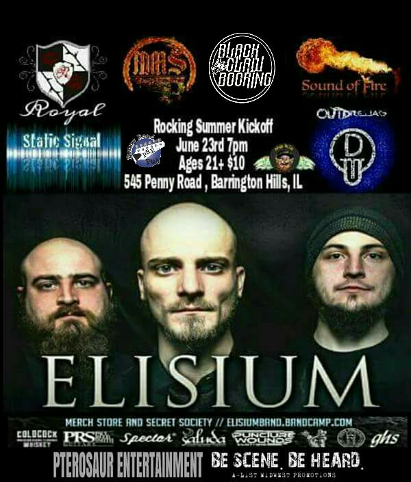 OUTDrejas at Penny Road Pub with Elisium | OUTDrejas | Are You